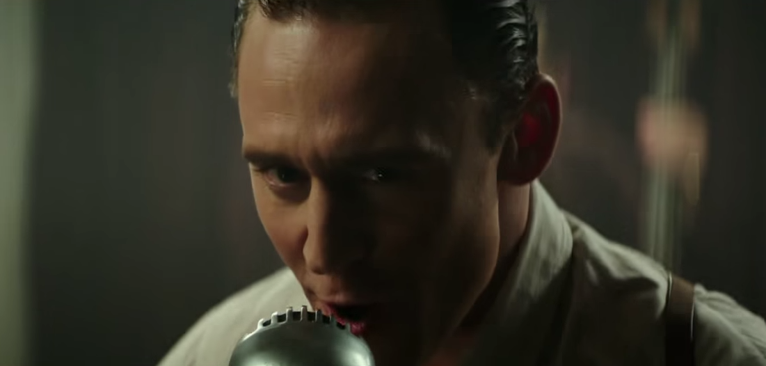 Tom Hiddleston Sings His Heart Out In 'I Saw the Light' Clip