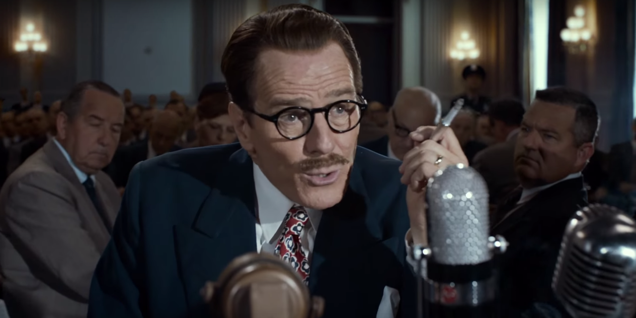 Bryan Cranston Has Transformed to Transfix Audiences in 'Trumbo'
