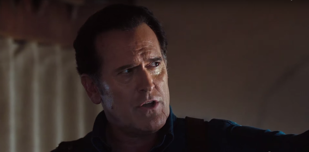 Meet Ash and His Crew in the New 'Ash vs Evil Dead' Featurette
