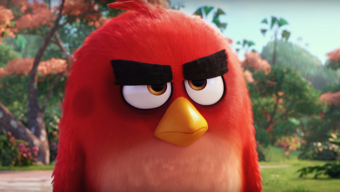 'The Angry Birds Movie' Has Released its First Trailer