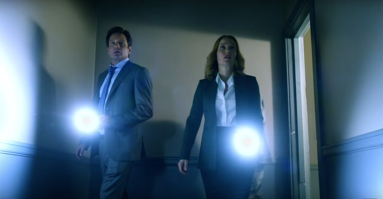 Mulder's Obsession is Never-Ending in First Trailer for 'The X-Files'