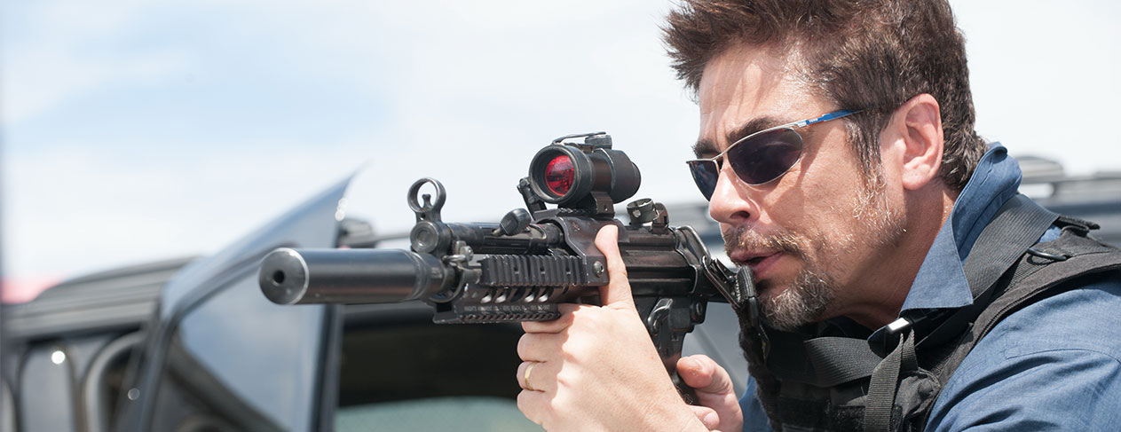 Five Reasons To Watch 'Sicario'
