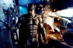 Batman Tactical Suit Justice League SpicyPulp