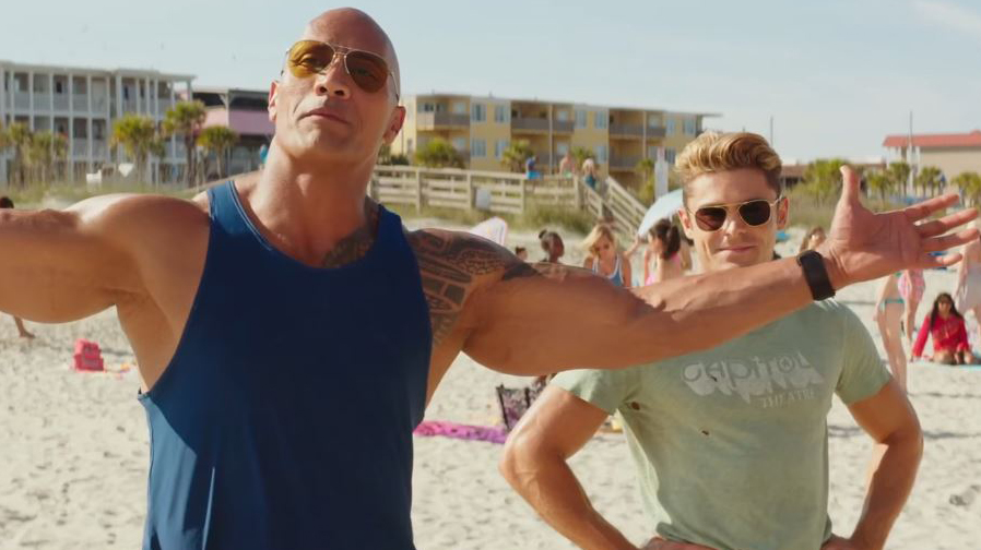 New 'Baywatch' posters promise to bring the heat this summer