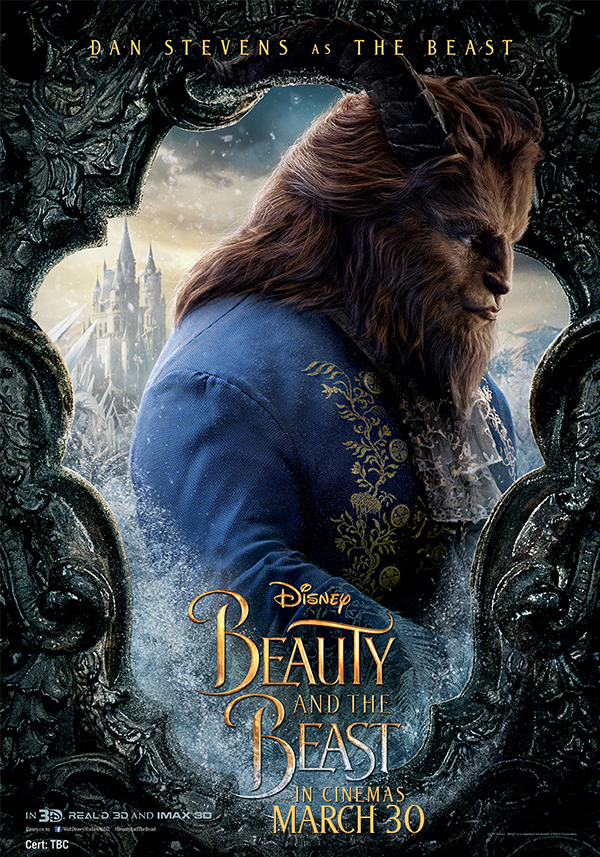 Beauty and the Beast Posters SpicyPulp