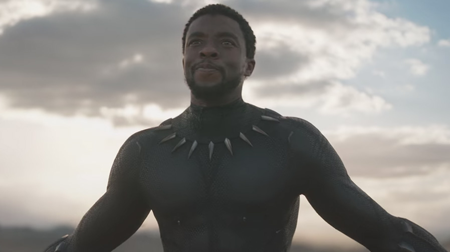 Watch the ferocious first trailer for Marvel's 'Black Panther'