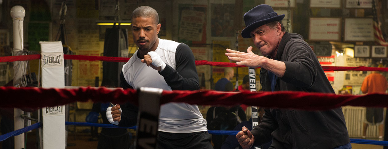 Apollo Creed's Son Honours Tradition in 'Creed' Featurette