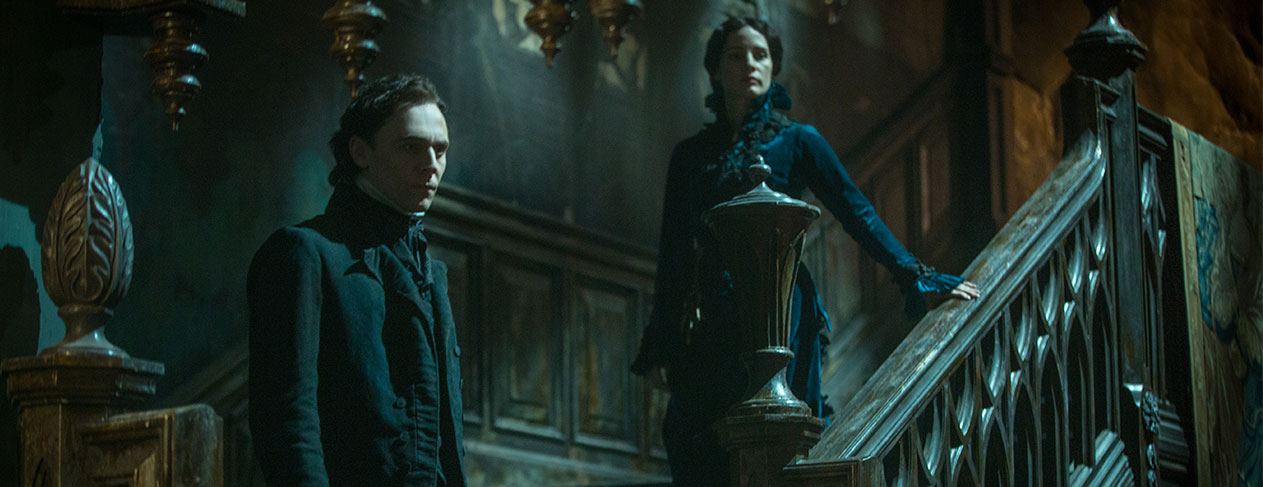 Discover 'Crimson Peak' in Brand New Clips and TV Spot