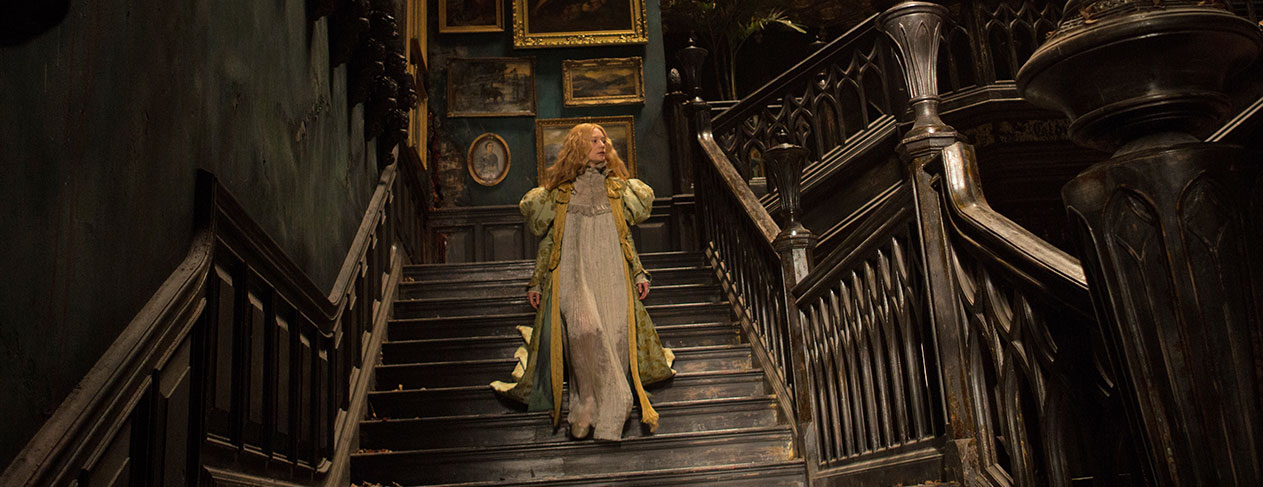 Five Reasons To Watch 'Crimson Peak'