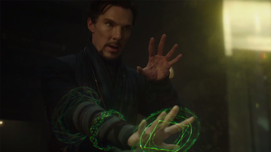 New 'Doctor Strange' featurette goes inside the magic