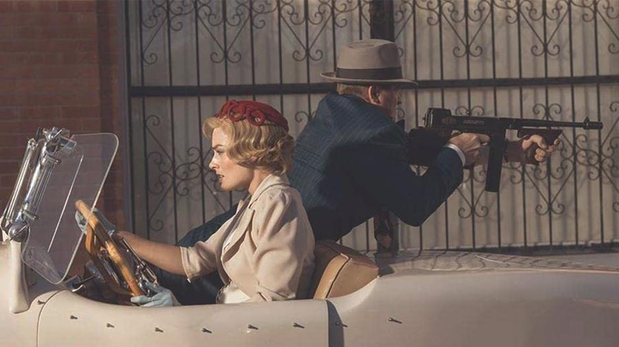 Margot Robbie unleashes her bad girl in 'Dreamland'