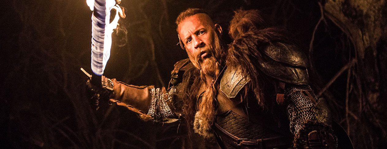 Five Reasons To Watch 'The Last Witch Hunter'