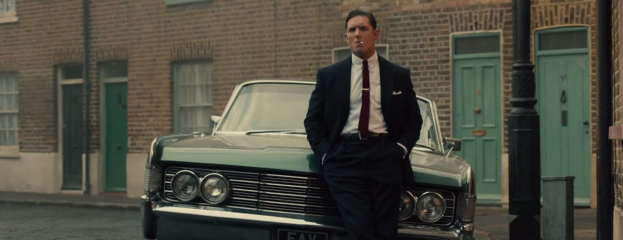 Gangster Flair Is Abundant In 'Legend'