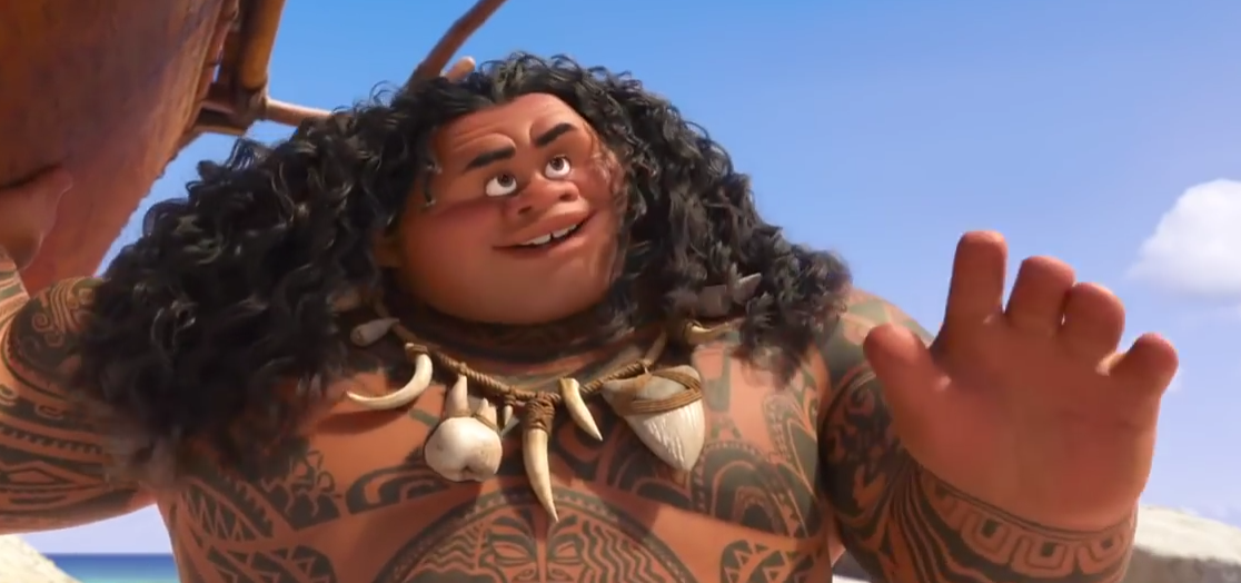 Dwayne Johnson sings his heart out in new clip for 'Moana'