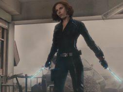 Scarlett Johansson Black Widow SpicyPulp