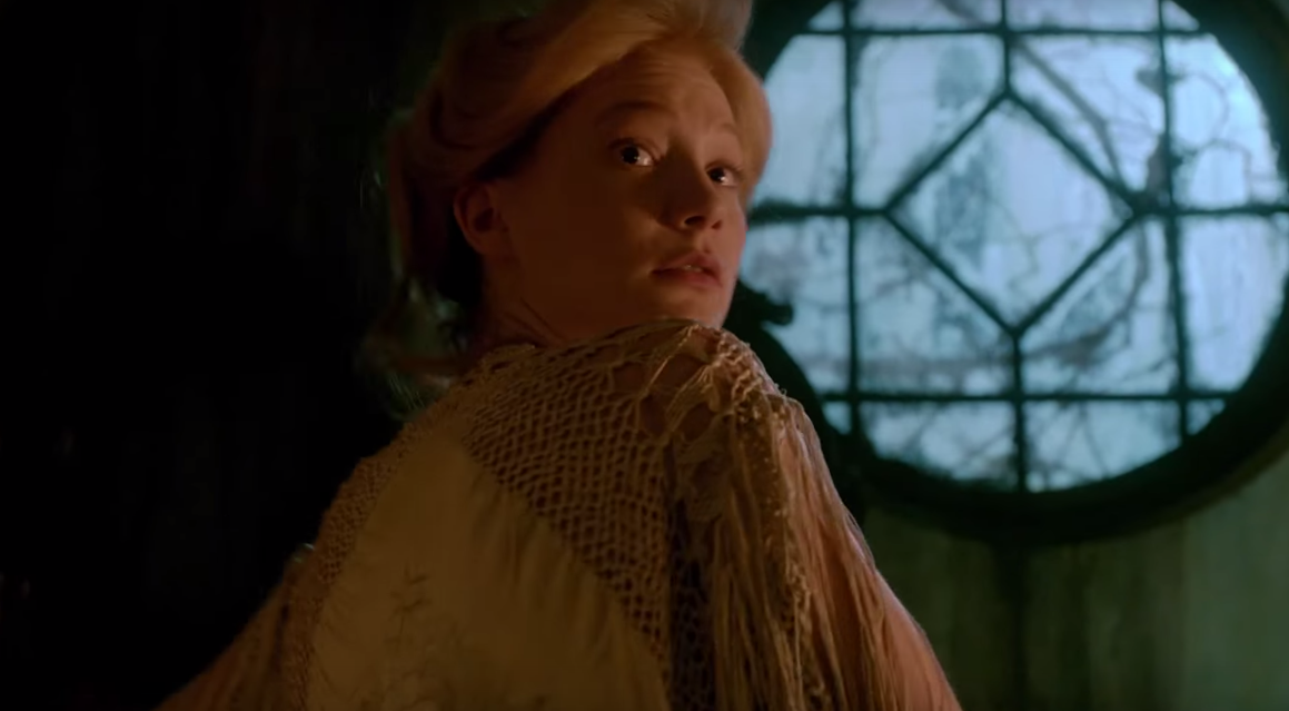 Guillermo Del Toro Has Monstrous Visions In 'Crimson Peak'