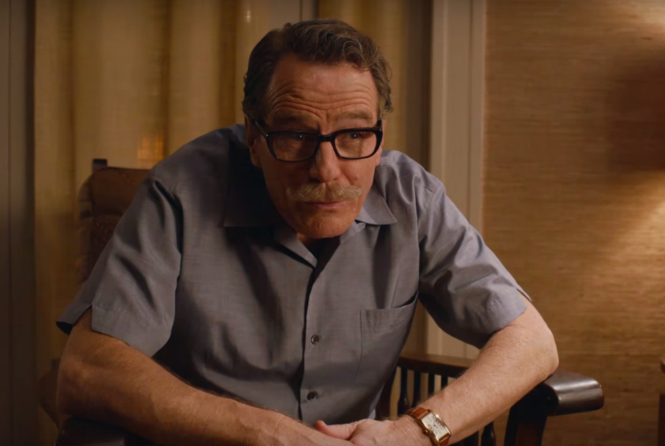 Bryan Cranston Fights for Freedom of Speech in 'Trumbo'