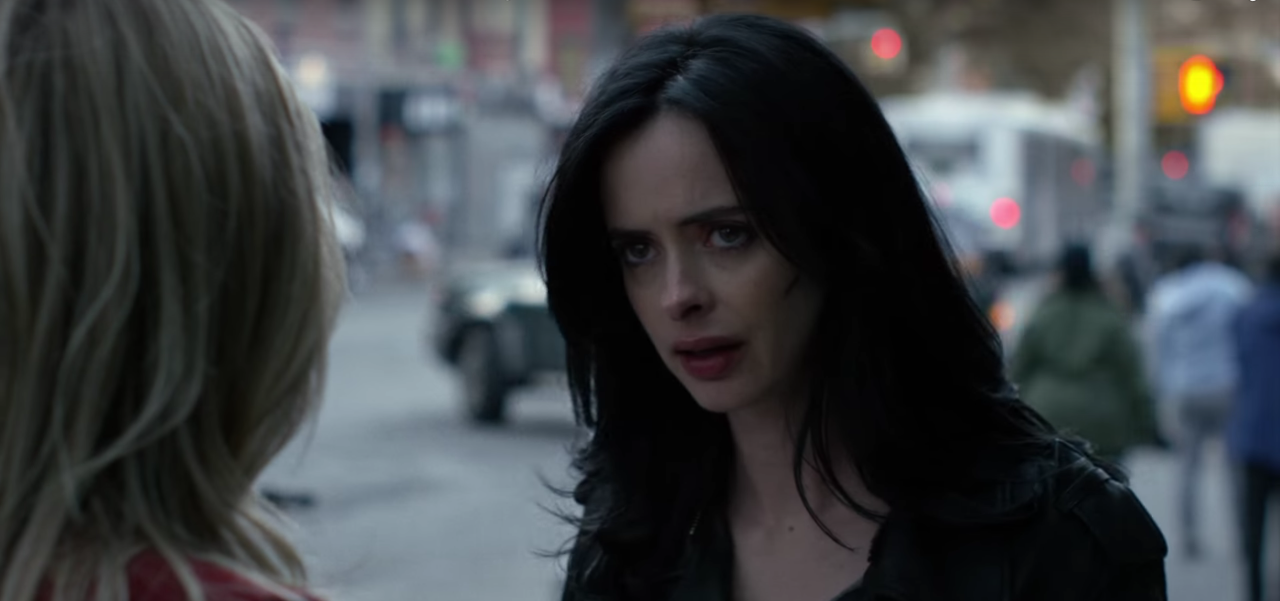 Watch the Full Trailer for 'Marvel's Jessica Jones' Now