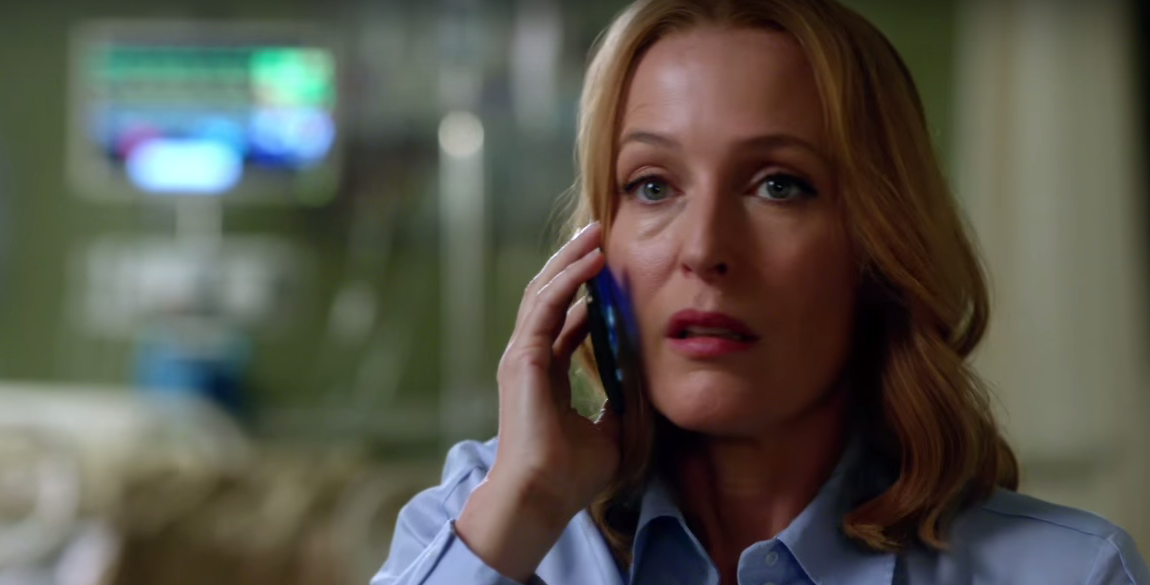 Watch the Epic New Teaser for 'The X-Files' Event Series