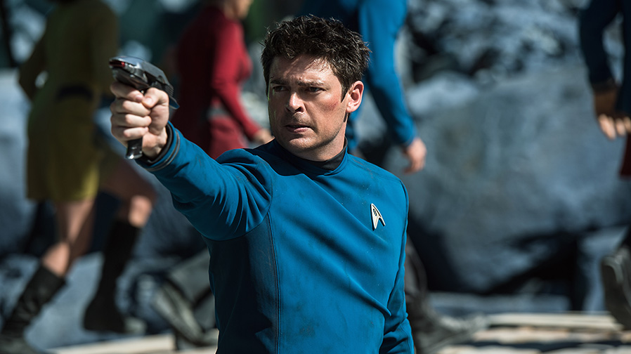 KidsCan and Paramount Pictures NZ have partnered for an advanced screening of 'Star Trek: Beyond'