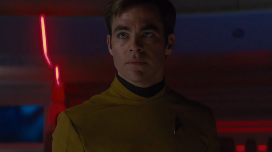 The limits of the Enterprise are tested in new 'Star Trek Beyond' trailer