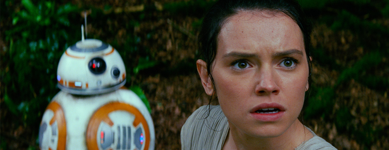 Watch the Highly Anticipated Trailer for 'Star Wars: The Force Awakens'