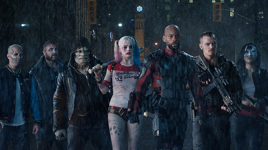 10 unforgettable moments from the 'Suicide Squad' trailers