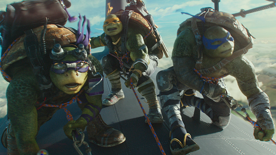 'Teenage Mutant Ninja Turtles: Out of the Shadows' – Review