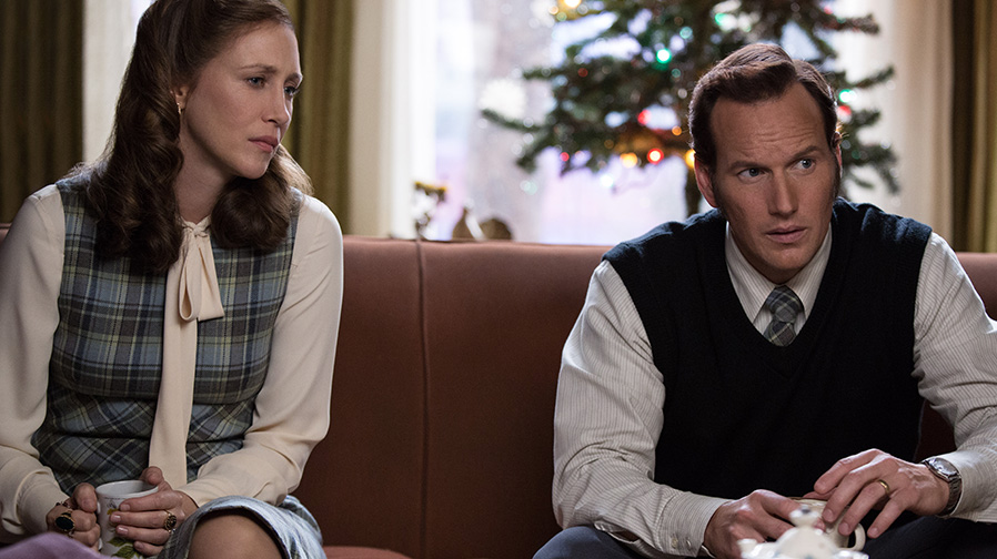 Q&A with Patrick Wilson from 'The Conjuring 2'