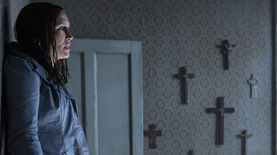 Q&A with Vera Farmiga from 'The Conjuring 2'