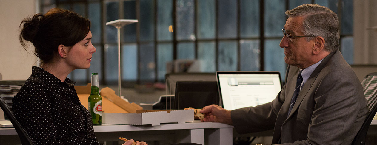 'The Intern' Makes for a Heartwarming Watch