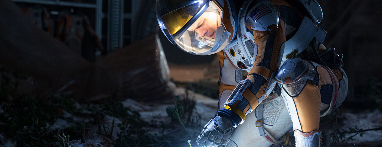 Four Reasons To Watch 'The Martian'