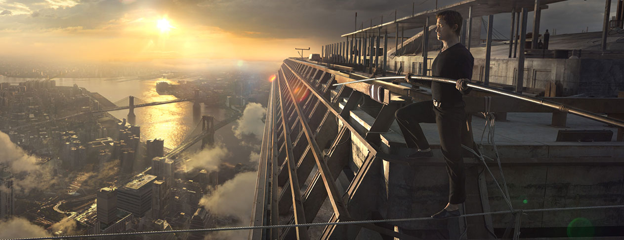 Three Reasons To Watch 'The Walk'