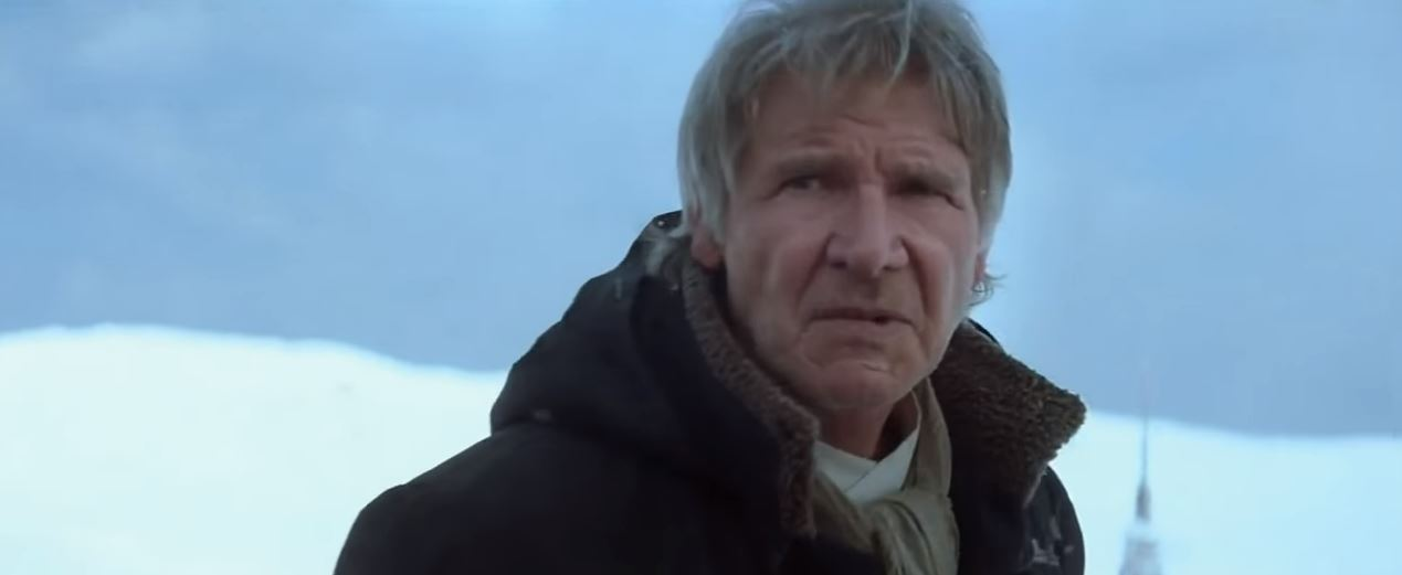 Brand new 'Star Wars: The Force Awakens' TV spot released