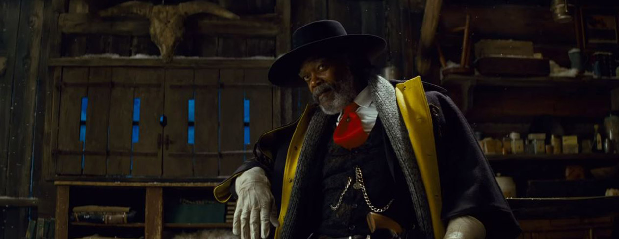 Watch the new trailer for Quentin Tarantino's 'The Hateful Eight'