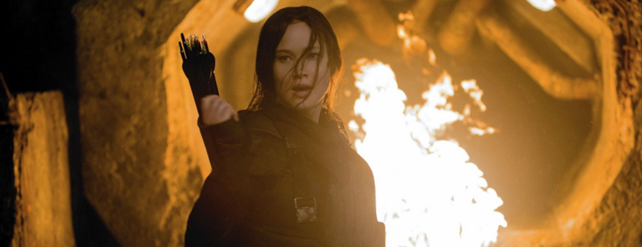 Five reasons to watch 'The Hunger Games: Mockingjay Part 2'
