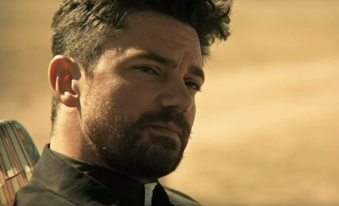 Prepare to receive the word of the Lord in 'Preacher' trailer