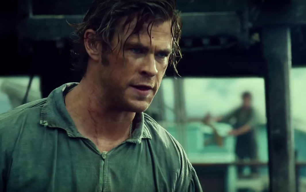 New 'In the Heart of the Sea' trailer paints a terrifying picture