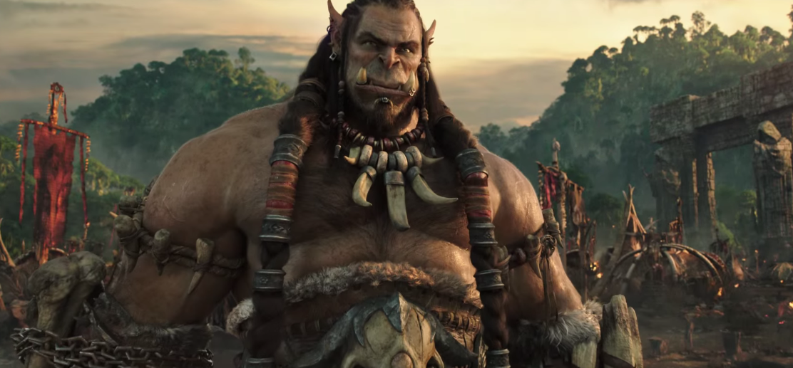"'Warcraft' trailer asks viewers to ""choose your side"""