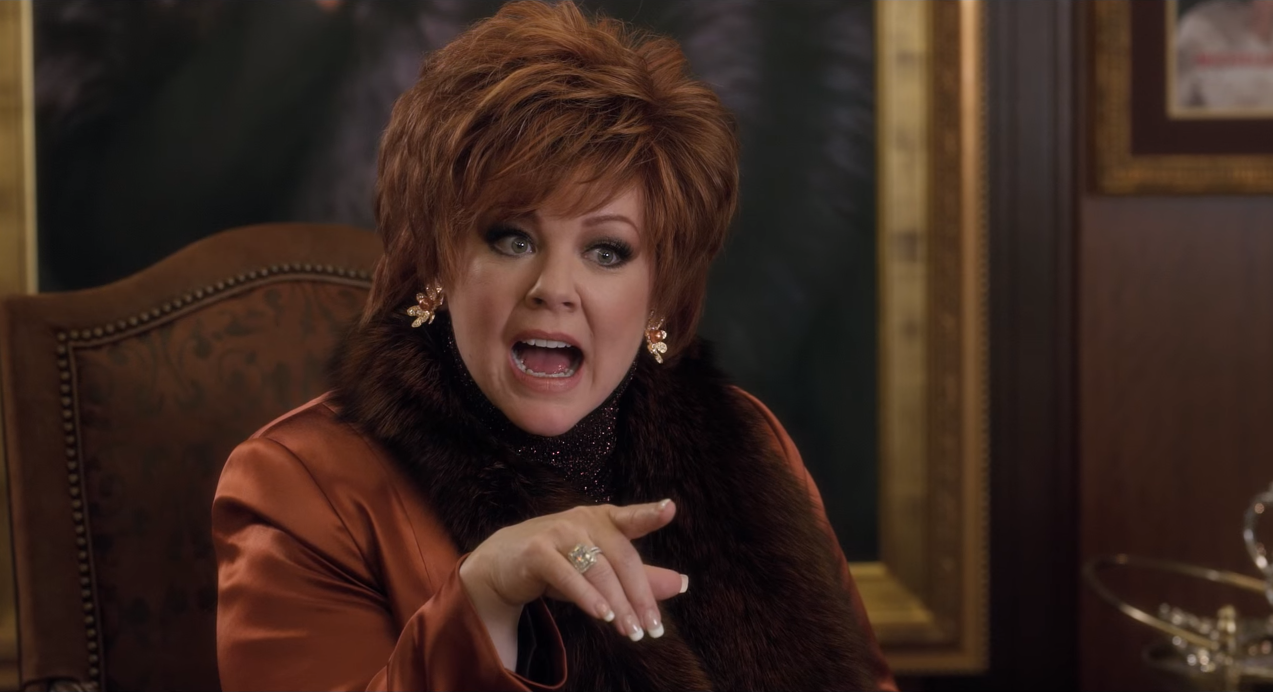 Melissa McCarthy is hilarious in first trailer for 'The Boss'