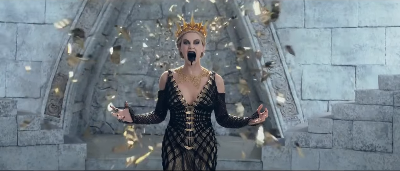 Watch the first trailer teaser for 'The Huntsman: Winter's War'