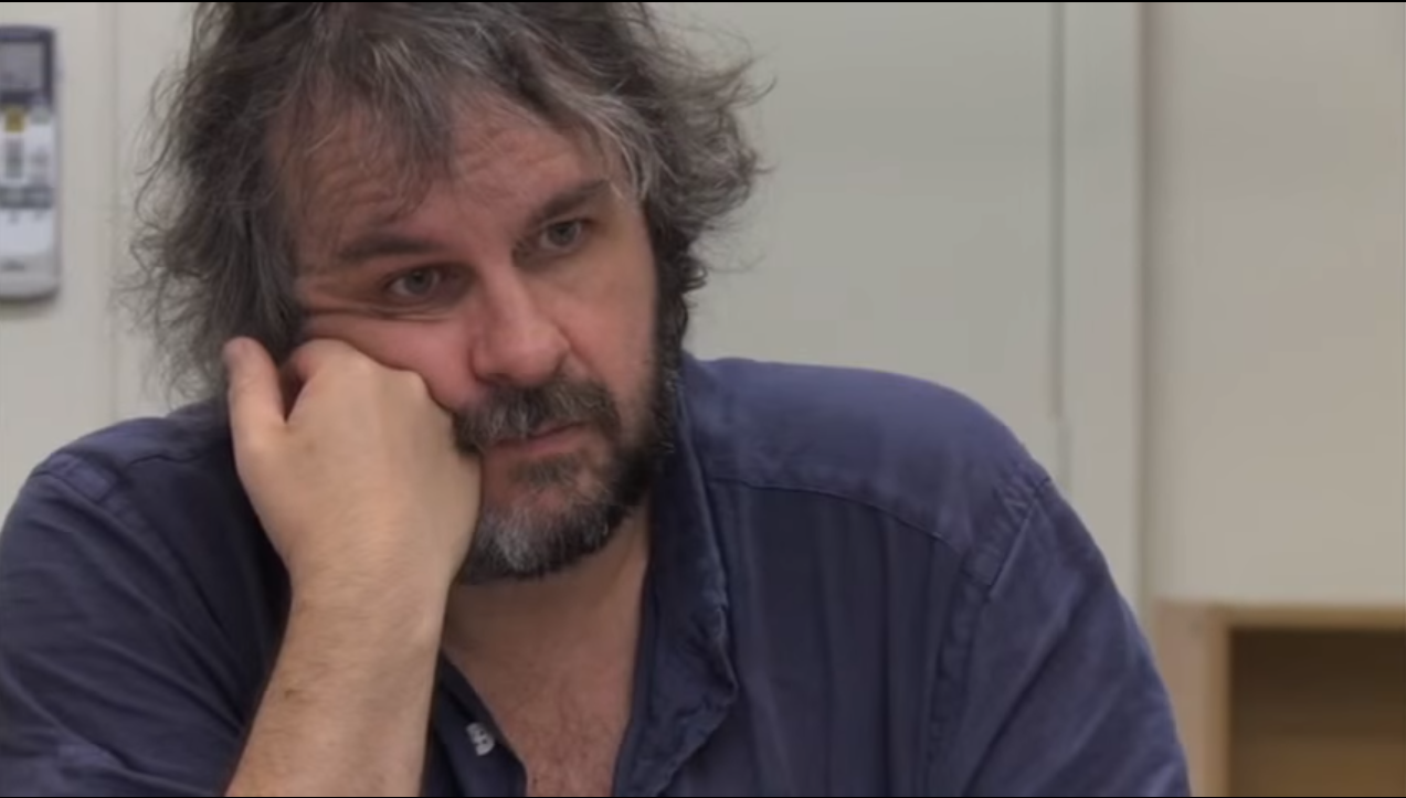 Peter Jackson discusses the problem with 'The Battle of Five Armies'