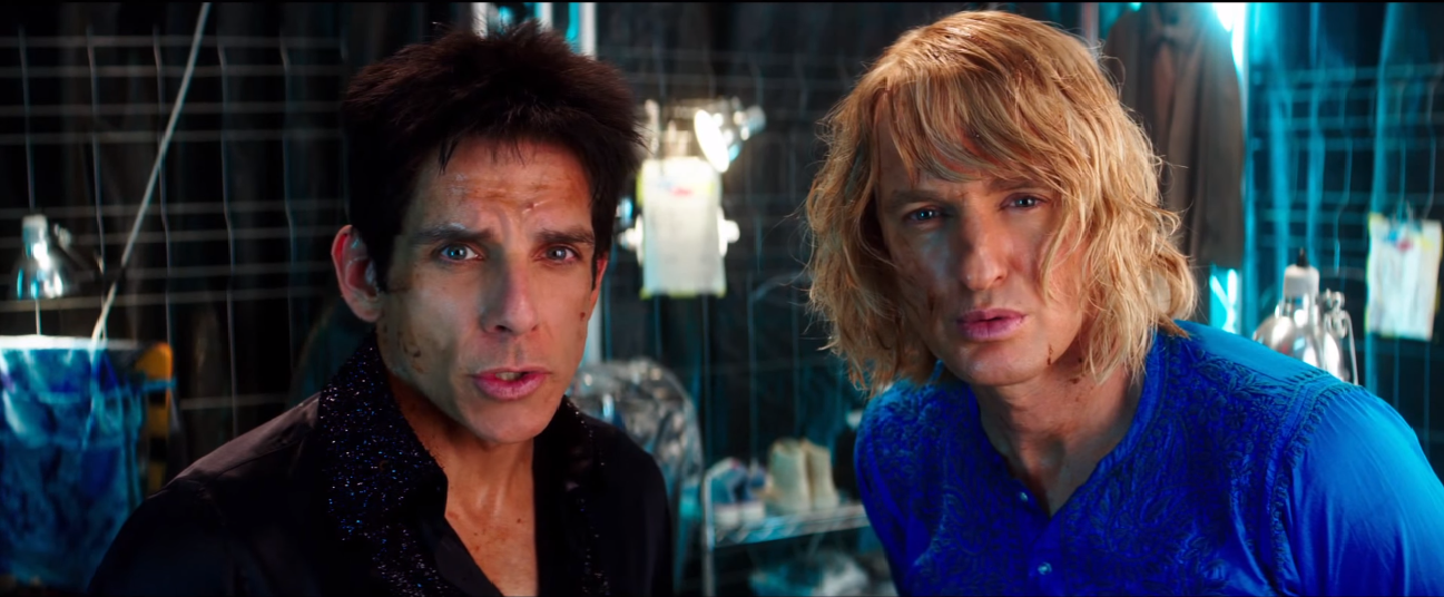 The epic trailer for 'Zoolander 2' has arrived