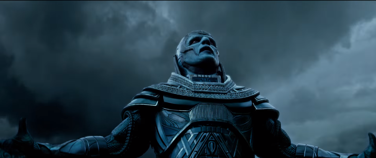 The trailer for 'X-Men: Apocalypse' is finally here