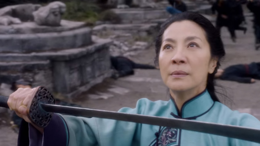 Watch the trailer for 'Crouching Tiger, Hidden Dragon: Sword of Destiny'