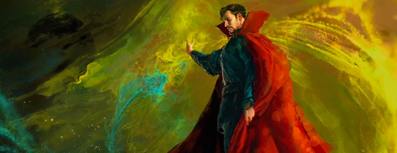 Marvel's 'Doctor Strange' will be an incredible mind-trip