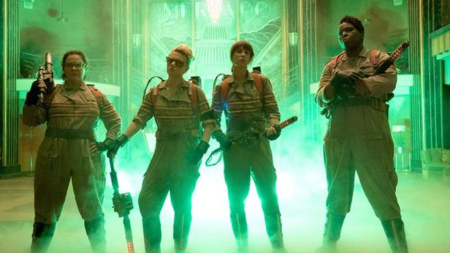 This new 'Ghostbusters' image is getting us all excited