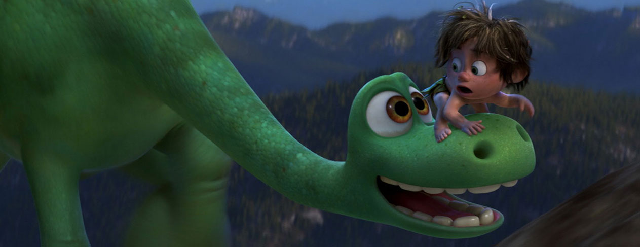 Five reasons to watch 'The Good Dinosaur'