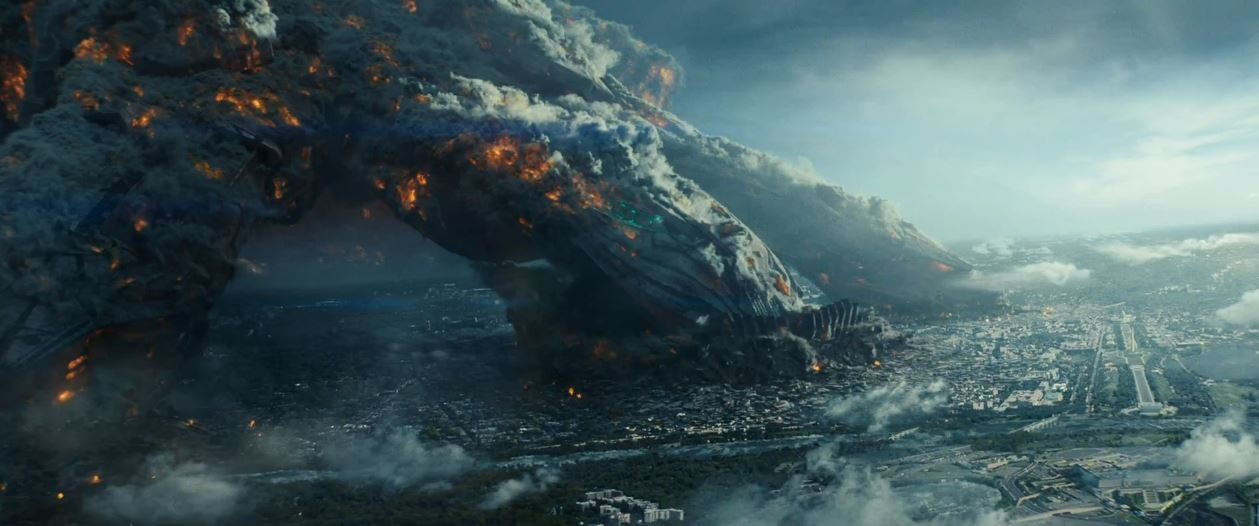 The trailer for 'Independence Day: Resurgence' has landed