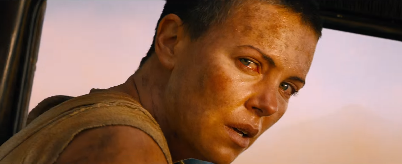 The National Board of Review names 'Mad Max: Fury Road' as 2015's best film